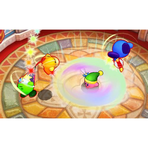 任天堂 カービィ バトルデラックス! 3DS CTR-P-AJ8J
