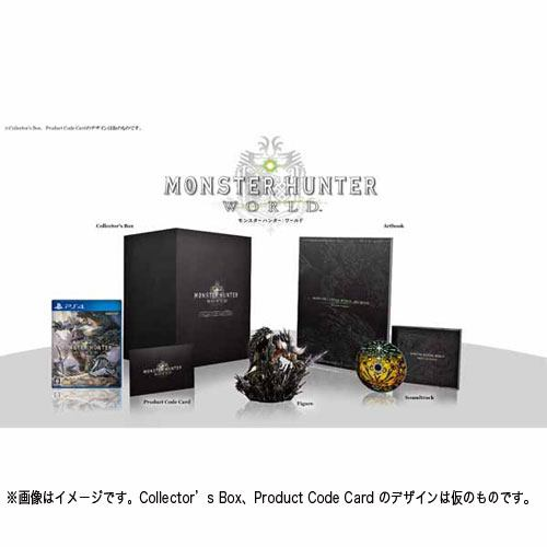 MONSTER HUNTER: WORLD COLLECTOR´S EDITION PS4