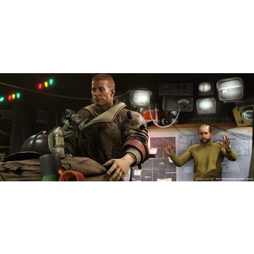 ウルフェンシュタイン 2:ザ ニューコロッサス XboxOne HZL-00001