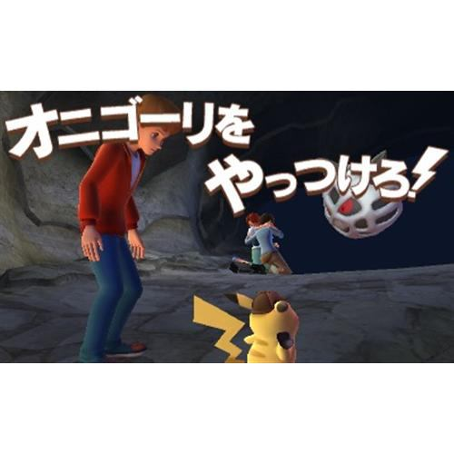 名探偵ピカチュウ 3DS CTR-P-A98J