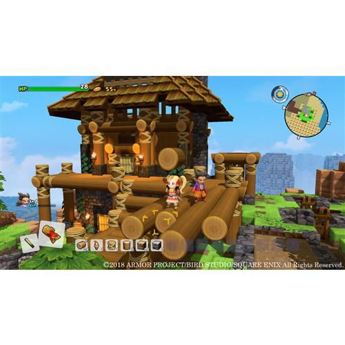 ドラゴンクエストビルダーズ2 破壊神シドーとからっぽの島 PS4版 PLJM-16125
