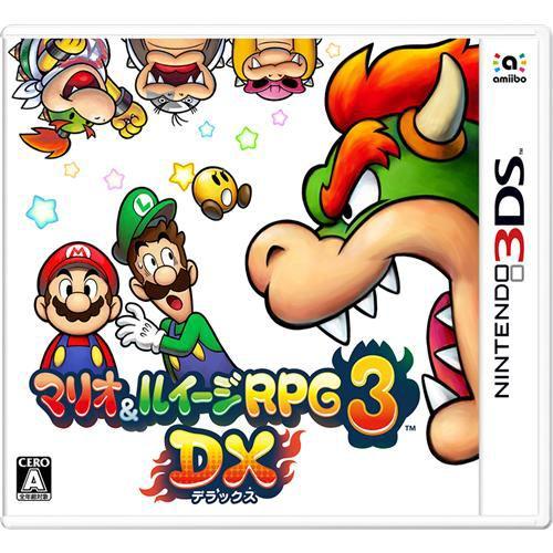 マリオ&ルイージRPG3 DX 3DS CTR-P-A3RJ
