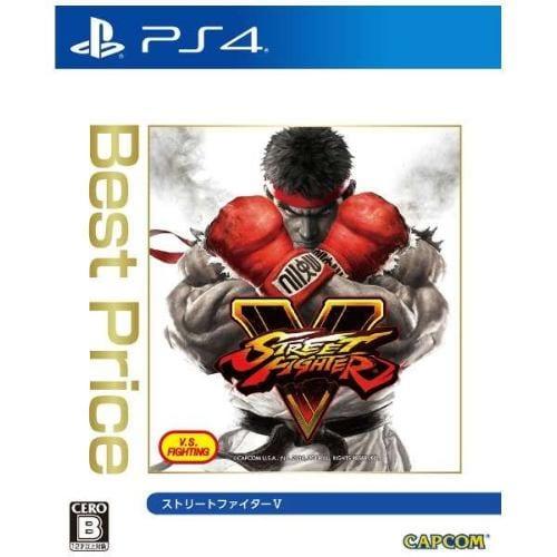 ストリートファイターV Best Price PS4 PLJM-16391
