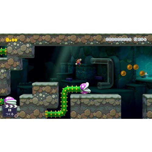 スーパーマリオメーカー 2 通常版 Nintendo Switch HAC-P-BAAQA