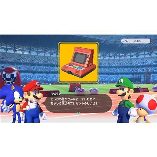 マリオ&ソニック AT 東京2020オリンピック  Nintendo Switch版 HAC-P-ARQPA