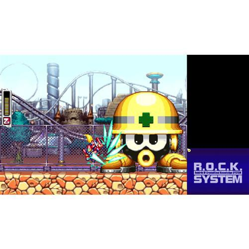ロックマン ゼロ&ゼクス ダブルヒーローコレクション PS4 PLJM-16467