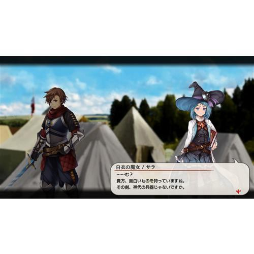 リベンジ・オブ・ジャスティス Nintendo Switch版 HAC-P-AVTWA