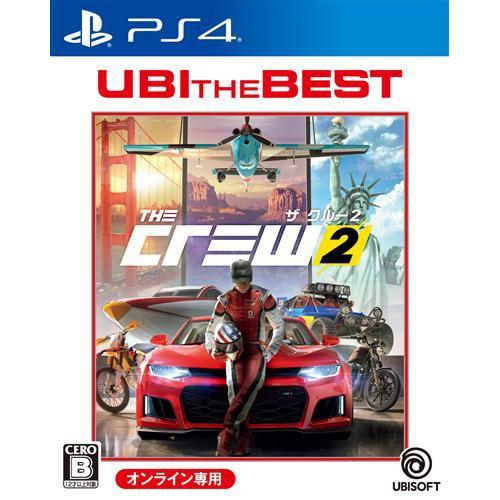 ユービーアイ・ザ・ベスト ザ クルー2 PS4 PLJM-16603