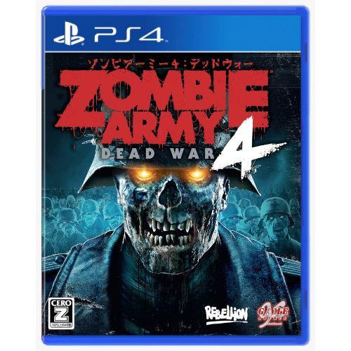 Zombie Army 4: Dead War PS4 PLJM-16595