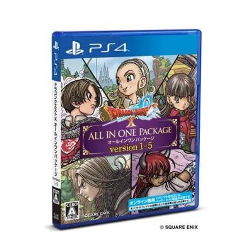 ドラゴンクエストX オールインワンパッケージ version1-5 PS4版 PLJM-16625