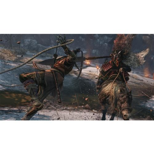 SEKIRO: SHADOWS DIE TWICE GAME OF THE YEAR EDITION PS4 PLJM-16714