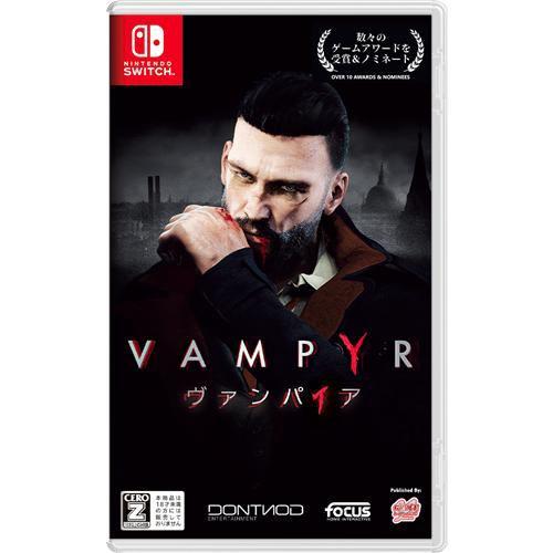 Vampyr ヴァンパイア 通常版 Nintendo Switch HAC-P-ATJZC