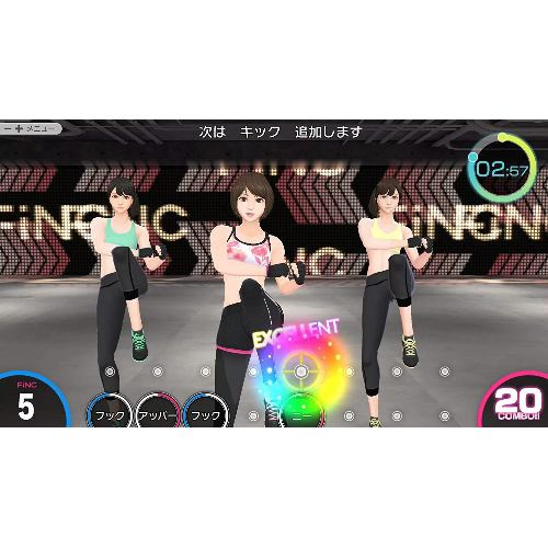 FiNC HOME FiT(フィンクホームフィット) Nintendo Switch HAC-P-AWK6A