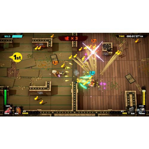 MONKEY BARRELS  Nintendo Switch HAC-P-AU4ZC