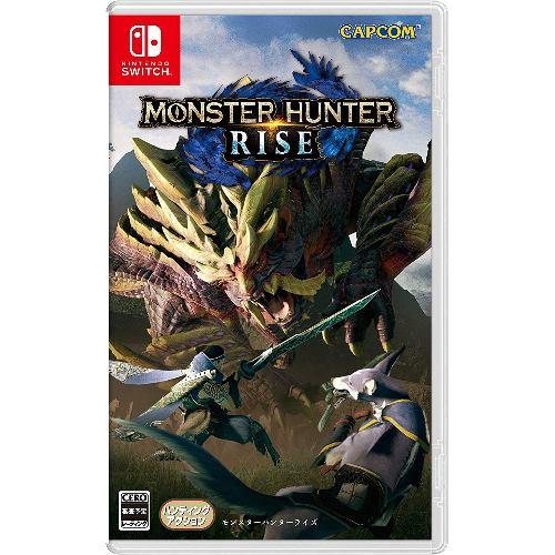 モンスターハンターライズ 通常版 Nintendo Switch HAC-P-AXSEA