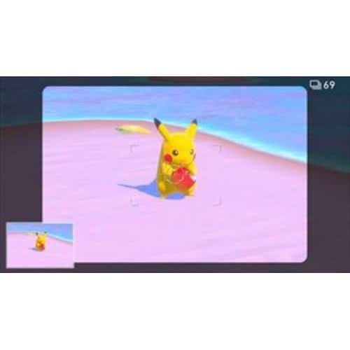 New ポケモンスナップ Nintendo Switch HAC-P-ARFTA