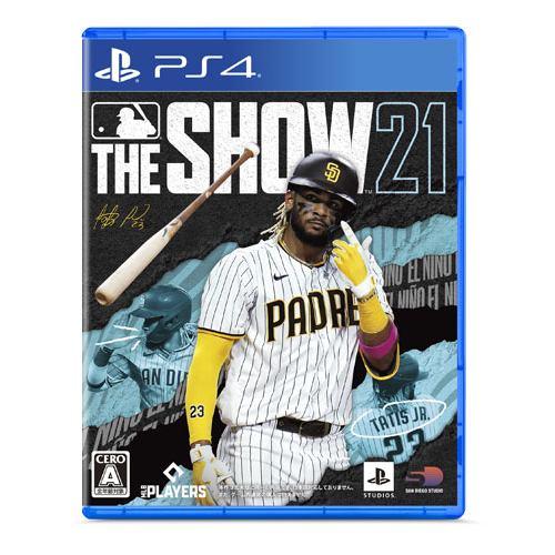 MLB(R) The Show(TM) 21(英語版)PS4 PCJS-66079
