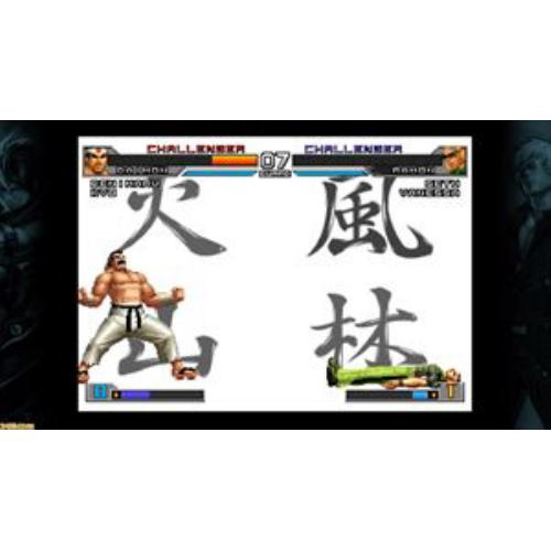 THE KING OF FIGHTERS 2002 UNLIMITED MATCH PS4 PLJM16802