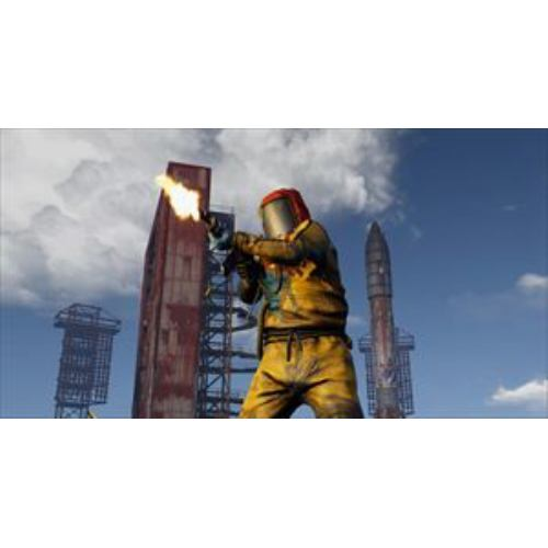 Rust PS4 PLJM-16860