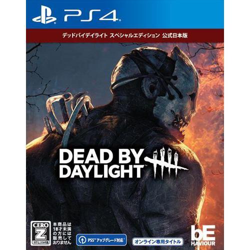 Dead by Daylight スペシャルエディション 公式日本版 PS4 PLJM-16844