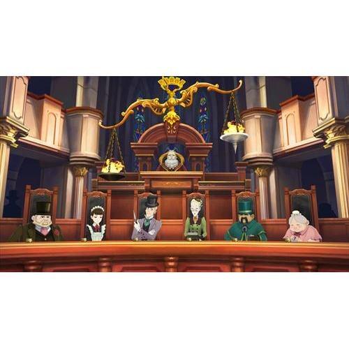 大逆転裁判1&2 -成歩堂龍ノ介の冒險と覺悟- Nintendo Switch HAC-P-AV3JA