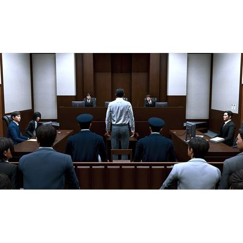 LOST JUDGMENT:裁かれざる記憶 PS5 ELJM- 30067