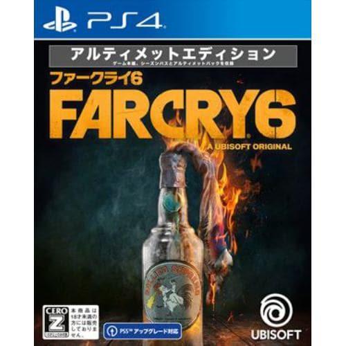 ファークライ6 アルティメットエディション PS4