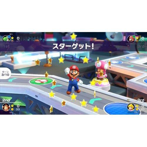 マリオパーティ スーパースターズ Nintendo Switch HAC-P-AZ82A
