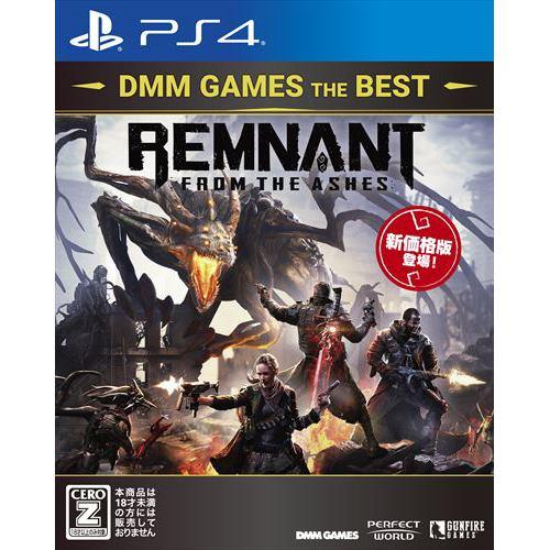 レムナント:フロム・ジ・アッシュ DMM GAMES THE BEST PS4 PLJM-16895