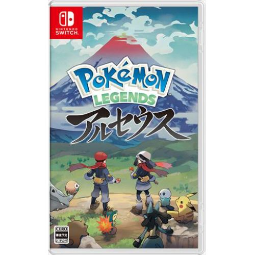 Pokemon LEGENDS アルセウス Nintendo Switch HAC-P-AW7KA