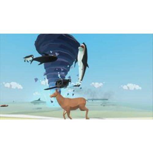 ごく普通の鹿のゲーム DEEEER Simulator 鹿フル装備エディション Nintendo Switch HAC-P-A4D5B