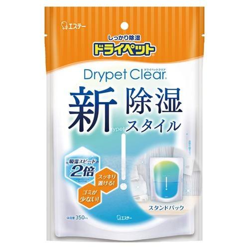エステー ドライペットクリア 新除湿スタイル 吸湿量  (350mL) 【日用消耗品】