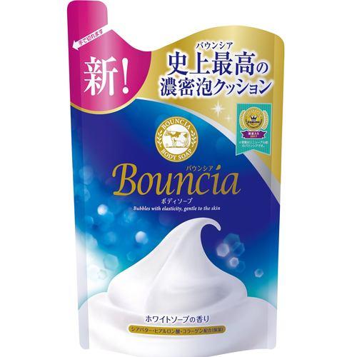 牛乳石鹸 バウンシアBSホワイトS詰替用400ML バウンシア