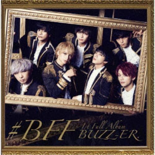 【CD】BUZZ-ER. / #BFF(通常盤)