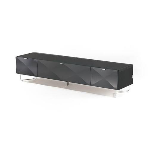大塚家具 テレビボード「ルチード(ロー)」 180 マットブラック色