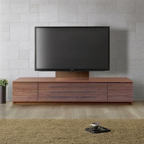 大塚家具 テレビボード 「アクロス アルファ」 オーク材 幅210cm