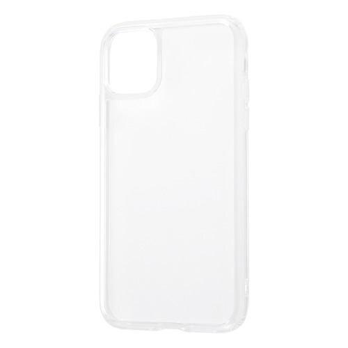 レイ・アウト iPhone 11 (6.1インチ) ハイブリッドガラス 強化ガラス/クリア RT-P21CC11/CM