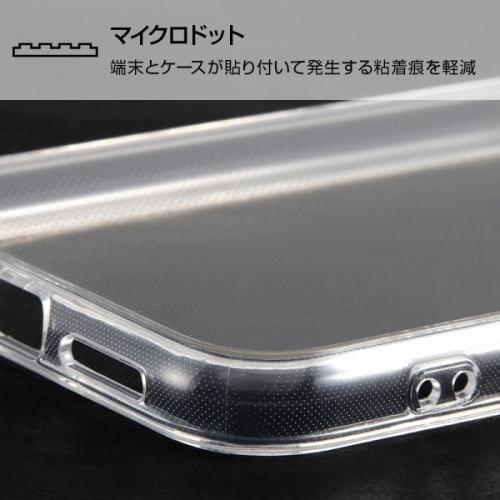 レイ・アウト RT-P21CC2/CM レイ・アウト iPhone 11 (6.1インチ) ハイブリッド/クリア RT-P21CC2/CM 鉛筆硬度2Hで傷に強い ボタンや端子周りまで保護