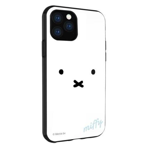 グルマンディーズ MF-86WH ミッフィー IIII fit iPhone 11/iPhoneXR 対応ケース フェイス