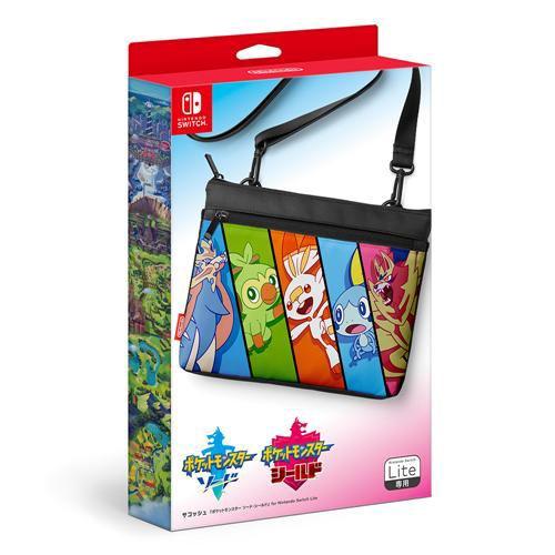 サコッシュ『ポケットモンスター ソード・シールド』 for Nintendo Switch Lite NSL-0078
