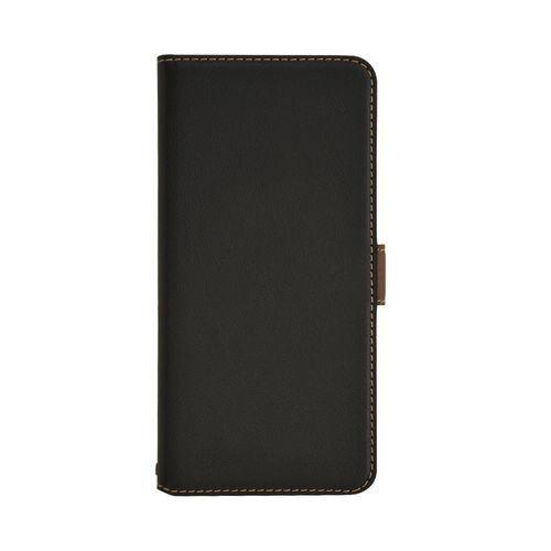 ラスタバナナ 5320AQOS3PBO AQUOS sense 3 plus 薄型手帳ケース サイドマグネット BK×DBR ブラック×ダークブラウン