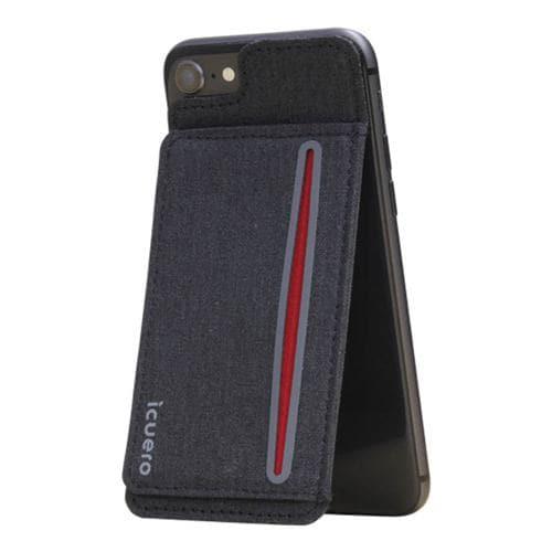 イツワ商事 ICUERO-WS-IP8BK iPhone 8/7/6S ICUERO WALLET BLACK