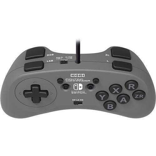 ホリ NSW-244 ファイティングコマンダー for Nintendo Switch