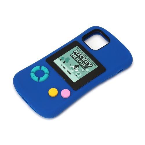 PGA PG-DSC20G05MKY iPhone12/iPhone12 Pro用 シリコンケース Disney Premium Style ミッキーマウス/GAME