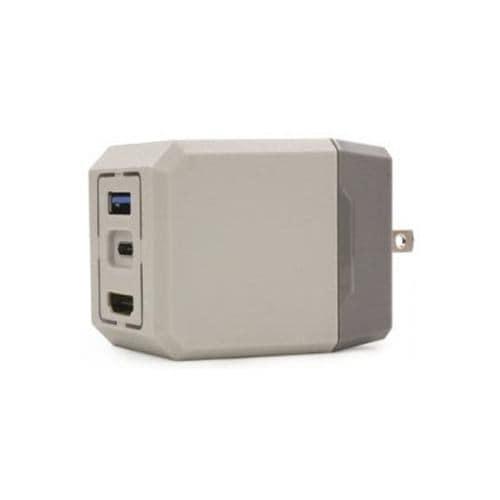 コロンバスサークル CC-NSCDA-GR Switch用 コンパクトドックアダプタ