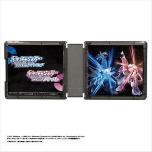 Nintendo Switch専用カードケース カードポケット24  ディアルガ/パルキア
