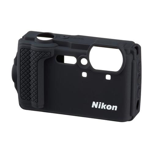 ニコン CF-CP3-BK シリコンジャケット ブラック
