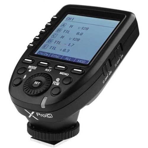 ゴドックス X Pro C TTL対応フラッシュトリガー キヤノン用 フラッシュトリガー