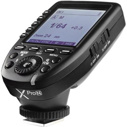 ゴドックス X Pro N TTL対応フラッシュトリガー ニコン用 フラッシュトリガー