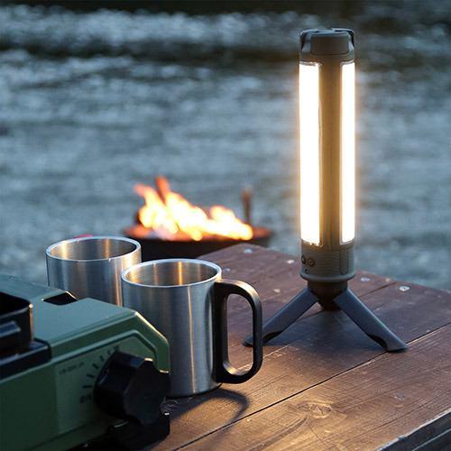 ハクバ CVLED-MT Coleman LEDマルチライト   ブラック